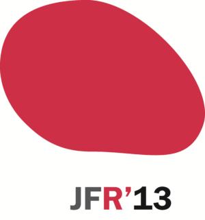 JFR2013 logo